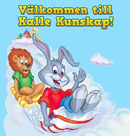 Välkommen till Kalle Kunskap!